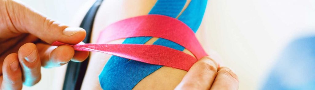 Therapeutisch Tapen (Medical Taping) in Amsterdam Noord - Redlex Fysio