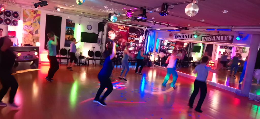 Zumba in Amsterdam Noord - Bij Dansschool Redlex