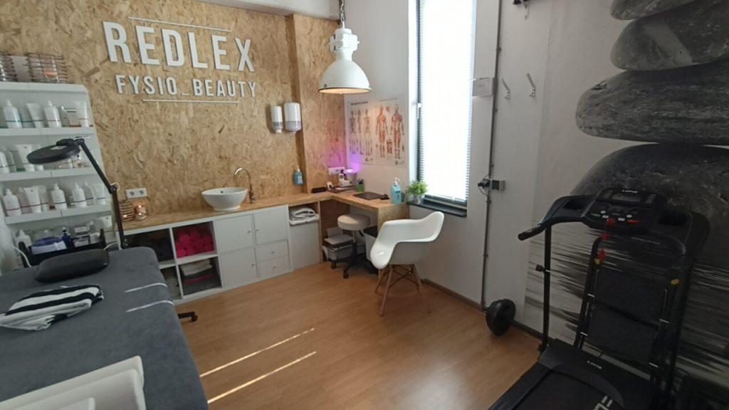 Praktijkruimte bij Redlex Fysio in Amsterdam Noord