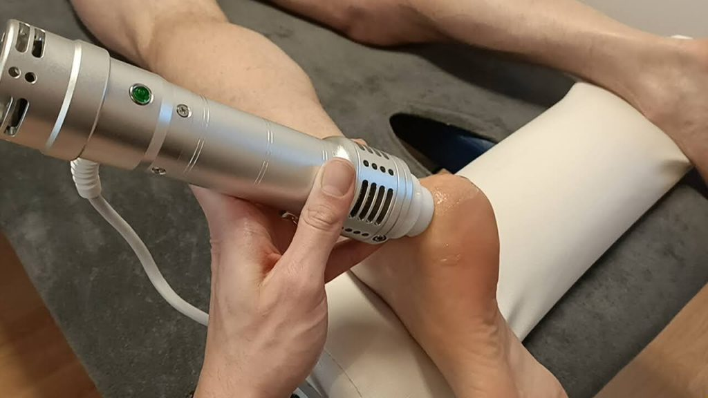 Shockwave Therapie in Amsterdam Noord bij Redlex Fysio